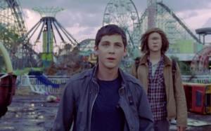Percy e Tyson