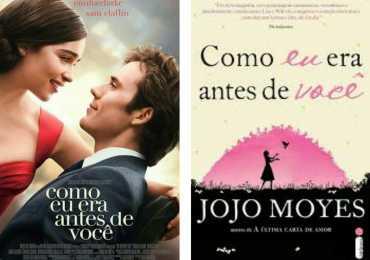 Comparativo Filme vs Livro: 'Como Eu Era Antes de Você'