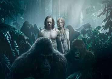 Resenha: A Lenda de Tarzan