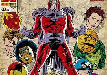 Resenha: Coleção Histórica Marvel- Guerras Secretas #1