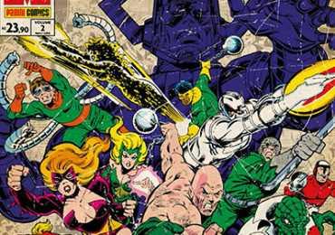 Resenha: Coleção Histórica Marvel- Guerras Secretas #2